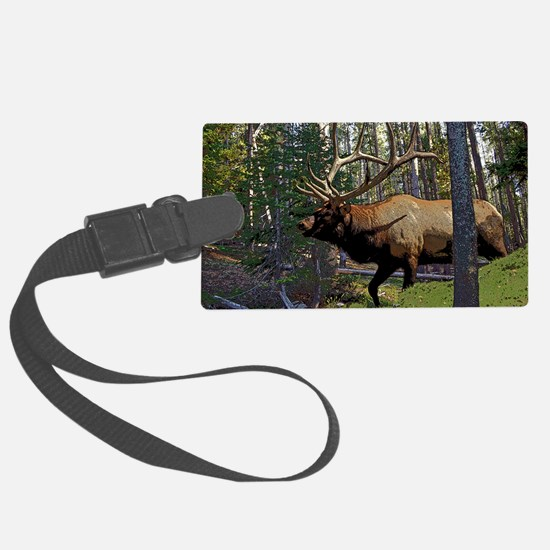 Bell Elk 3 Luggage Tag