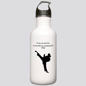 roundhouse kick Stainless Water Bottle 1.0L