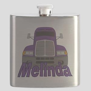 melinda-g-trucker Flask