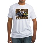 Train / Rail Fitted T-Shirt - RR Tycoon/Caboose