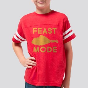 Feast Mode Youth Football Shirt