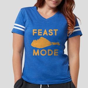 Feast Mode Womens Football Shirt