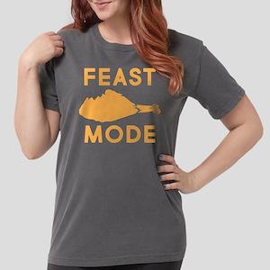 Feast Mode Womens Comfort Colors Shirt
