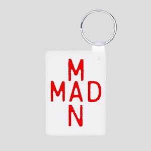 MAD MAN Keychains