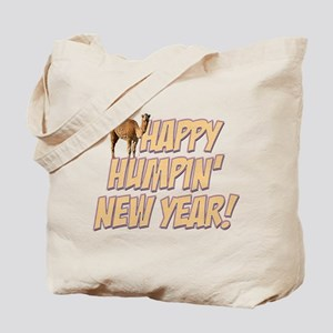 Happy Humpin New Year 2014 Hump Day Camel Tote Bag