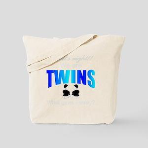 cute twins gift Tote Bag