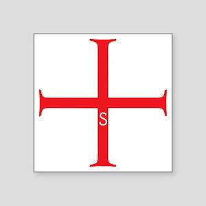 "spanish inquisition Square Sticker 3"" x 3"""
