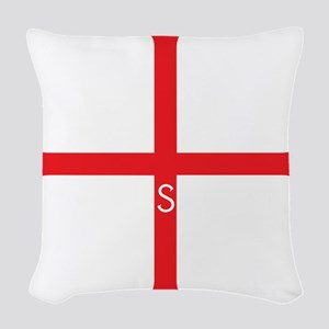 spanish inquisition Woven Throw Pillow