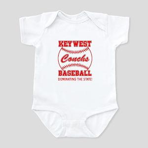 Key West Conchs Dominating th Infant Bodysuit