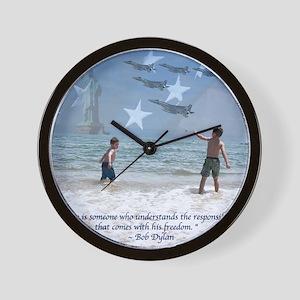 16x20_Hero Wall Clock