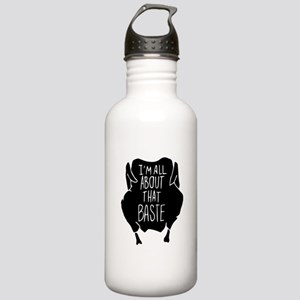I'm All About That Bas Stainless Water Bottle 1.0L