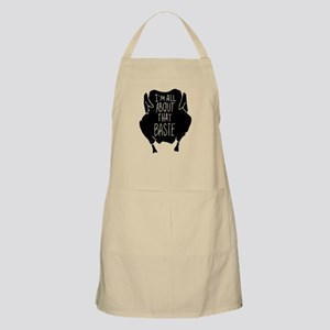 I'm All About That Baste Light Apron