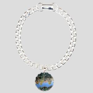 Reflecting Pond Charm Bracelet, One Charm