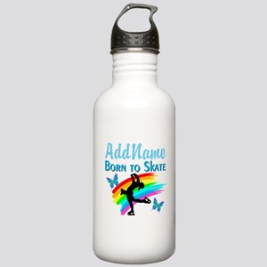 BORN TO SKATE Stainless Water Bottle 1.0L