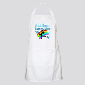 BORN TO SKATE Apron