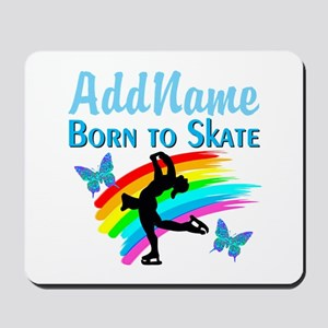 BORN TO SKATE Mousepad