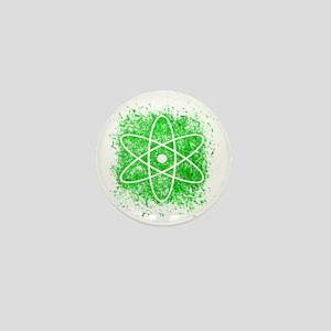 Cool Nuclear Splat Mini Button