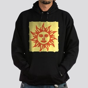 Orange Sunshine Tab Hoodie