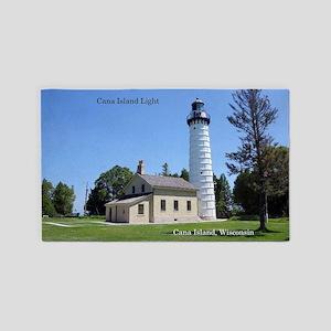 Cana Island Light Area Rug