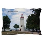 Marblehead Lighthouse Pillow Case