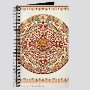 Sun Stone of Ancient Tenochtitlan Journal