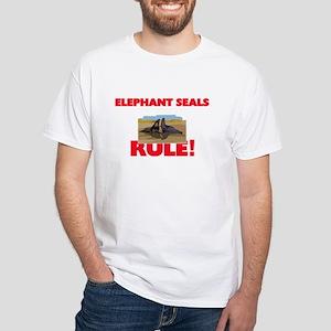Elephant Seals Rule! T-Shirt