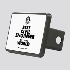 The Best in the World – Civil Engineer Hitch Cover