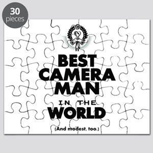 The Best in the World – Camera Man Puzzle