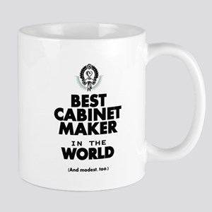The Best in the World – Cabinet Maker Mugs