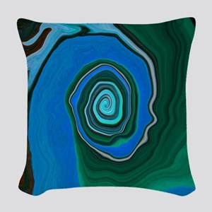 PROTECTION Woven Throw Pillow