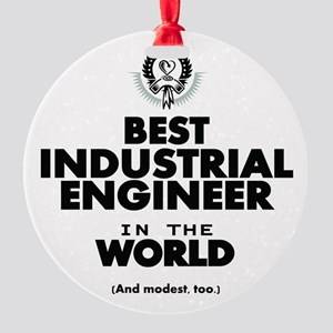 The Best in the World – Industrial Engineer Orname