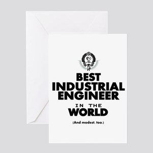 The Best in the World – Industrial Engineer Greeti