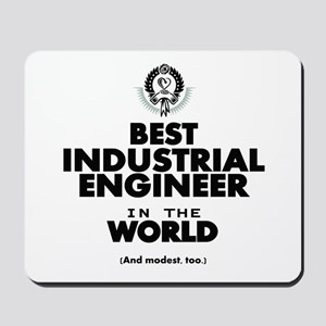 The Best in the World – Industrial Engineer Mousep
