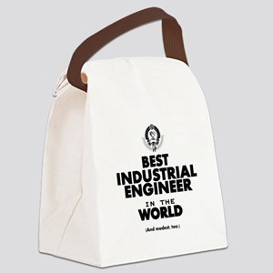 The Best in the World – Industrial Engineer Canvas