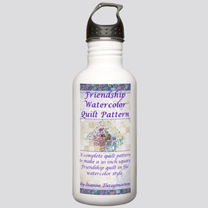 Friendship Water Color Stainless Water Bottle 1.0L