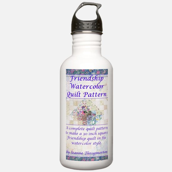 Friendship Water Color Water Bottle