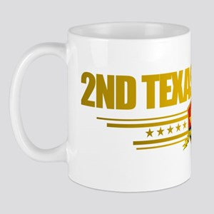 2nd Texas Cavalry Mug
