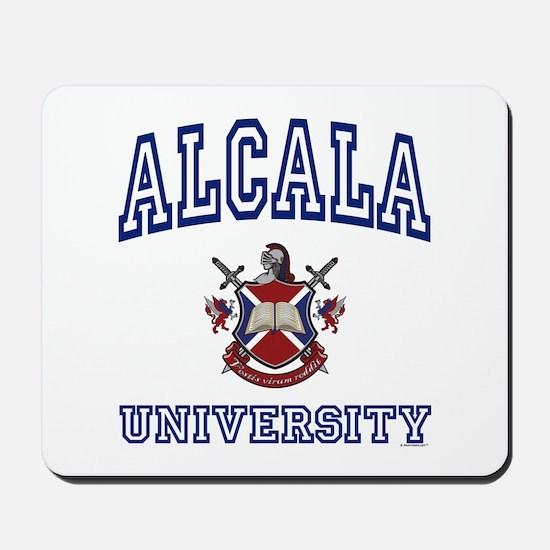 ALCALA University Mousepad