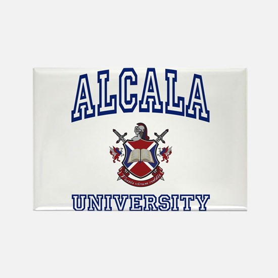 ALCALA University Rectangle Magnet