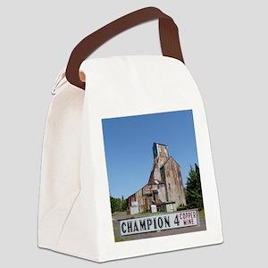 Champion Mine Canvas Lunch Bag