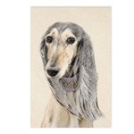 Saluki (Fawn) Postcards (Package of 8)