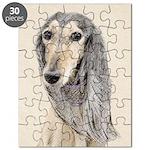 Saluki (Fawn) Puzzle