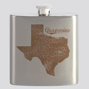 Grapevine, Texas (Search Any City!) Flask