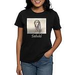 Saluki (Fawn) Women's Dark T-Shirt