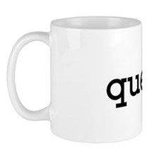 queer. Mug