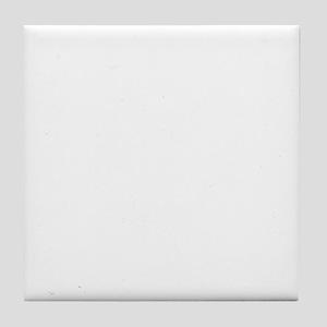 keepCALM-dem-w Tile Coaster