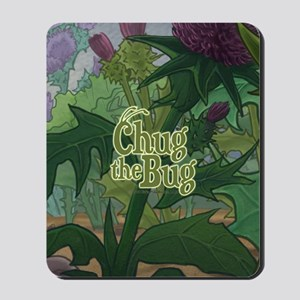 Flower Forest Mousepad