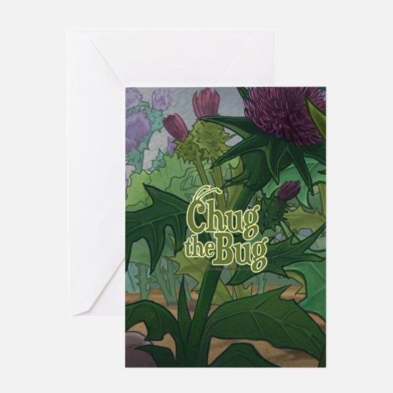 Flower Forest Greeting Card