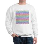 auctorial insanities, deluded nonpro sweatshirt