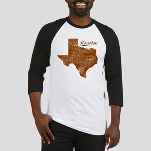 Houston, Texas (Search Any City!) Baseball Jersey
